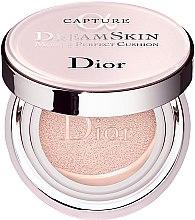 Parfémy, Parfumerie, kosmetika Tonální Cushion - Dior Capture Dreamskin Moist & Perfect Cushion SPF 50 PA+++