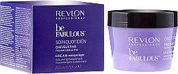 Parfémy, Parfumerie, kosmetika Čistící maska pro jemné vlasy - Revlon Professional Be Fabulous Daily Care Fine Hair Lightweight Mask