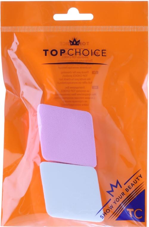 Make-up houbičky, růžová s bílou 6432 - Top Choice — foto N1