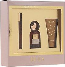Parfémy, Parfumerie, kosmetika Bi-es No 2 - Zestaw (edp/50 ml + sh/gel/50ml + parf/12ml)