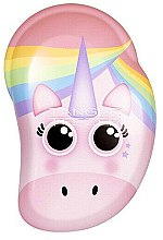 Parfémy, Parfumerie, kosmetika Dětský kartáč na vlasy - Tangle Teezer The Original Mini Children Detangling Hairbrush Rainbow The Unicorn