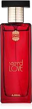 Parfémy, Parfumerie, kosmetika Ajmal Sacred Love - Parfémovaná voda