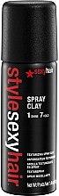 Parfémy, Parfumerie, kosmetika Sprej na styling - SexyHair StyleSexyHair Clay Texturizing Spray