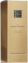 Parfémy, Parfumerie, kosmetika Opalovací krém na obličej - Rituals The Ritual of Karma Self Tanning Face Cream