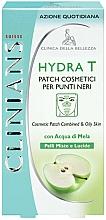 Parfémy, Parfumerie, kosmetika Čisticí náplasti na obličej - Clinians Hydra T Pach C Punti Neri Clinians