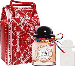 Parfémy, Parfumerie, kosmetika Hermes Twilly D'Hermes - Sada (edp/50ml + ceramic to perfume)