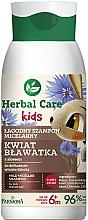 Parfémy, Parfumerie, kosmetika Dětský micelární šampon Květ chrpy - Farmona Herbal Care Kids