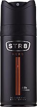 Parfémy, Parfumerie, kosmetika STR8 Hero - Deodorant ve spreji