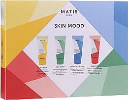 Parfémy, Parfumerie, kosmetika Sada - Matis Responce Preventive Skin Mood Set (b/balm/50ml + f/cr/20ml + f/essence/20ml + f/mask/20ml)