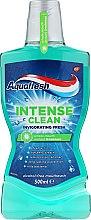 Parfémy, Parfumerie, kosmetika Ustní voda - Aquafresh Intense Clean Invigorating Freshness