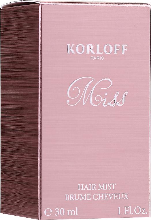 Korloff Paris Miss - Mlha na vlasy