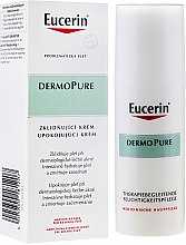 Parfémy, Parfumerie, kosmetika Uklidňující krém pro problémovou pleť - Eucerin Dermo Pure Skin Adjunctive Soothing Cream