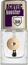 Parfémy, Parfumerie, kosmetika Vrchní lak na nehty s dlouhotrvajícím účinkem - Delia Acrylic Booster Top Coat