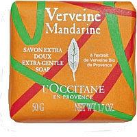 Parfémy, Parfumerie, kosmetika L'Occitane Verveine Mandarine - Mýdlo