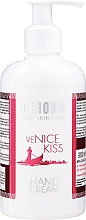 Parfémy, Parfumerie, kosmetika Krém na ruce - Chiodo Pro Venice Kiss Hand Cream