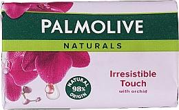 """Parfémy, Parfumerie, kosmetika Přírodní mýdlo """"Černá orchidej"""" - Palmolive Naturel"""