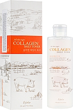 Parfémy, Parfumerie, kosmetika Kolagenový toner - Esfolio Collagen Daily Toner