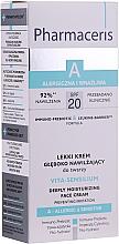 Hluboce zvhčující krém na obličej - Pharmaceris A Vita Sensilium Deeply Moisturizing Cream — foto N1