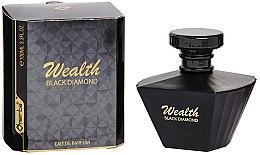 Parfémy, Parfumerie, kosmetika Omerta Wealth Black Diamond - Parfémovaná voda
