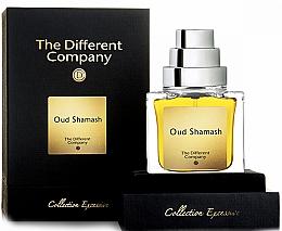Parfémy, Parfumerie, kosmetika The Different Company Oud Shamash - Parfémovaná voda