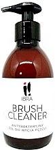 Parfémy, Parfumerie, kosmetika Antibakteriální tekutina na čištění štětců - Ibra Brush Cleaner