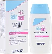 Parfémy, Parfumerie, kosmetika Čisticí lotion - Sebamed Extra Soft Ph 5.5 Baby Wash