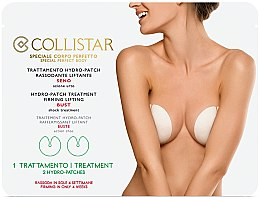 Parfémy, Parfumerie, kosmetika Maska na poprsí - Collistar Special Perfect Body Hydro-Patch Treatment Firming Lifting Bust