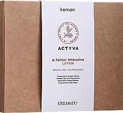 Parfémy, Parfumerie, kosmetika Lotion proti vypadávání vlasů - Kemon Actyva P Factor Lotion Donna Intensive
