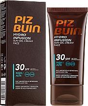 Parfémy, Parfumerie, kosmetika Opalovací krém gel na obličej - Piz Buin Hydro Infusion SPF 30