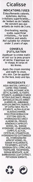 Krém-péče na obličej, rty a tělo - Embryolisse Cicalisse Face Body And Lips — foto N3