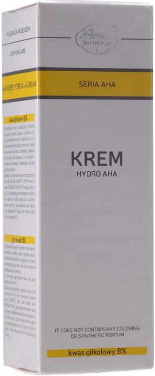 Krém na obličej - Jadwiga Hydro AHA Cream — foto N3