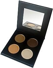 Parfémy, Parfumerie, kosmetika Paleta očních stínů - Fontana Contarini The Eyeshadow Palette