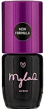 Parfémy, Parfumerie, kosmetika Podkladová báze pod gel lak - MylaQ My Base