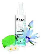 """Parfémy, Parfumerie, kosmetika Parfémovaný sprej na tělo """"Lotos a jasmín"""" - Allvernum Nature's Essences Body Mist"""
