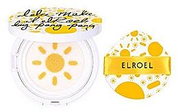 Parfémy, Parfumerie, kosmetika Opalovací cushion - Elroel Pang Pang Big Sun Cushion SPF 50+