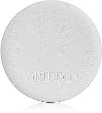 Parfémy, Parfumerie, kosmetika Labutěnka - Artdeco Powder Puff For Compact Powder Round