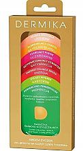 Parfémy, Parfumerie, kosmetika Sada masek pro každý den týdne - Dermika Seven Wishes (7 x 3 ml)