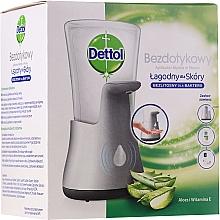 Parfémy, Parfumerie, kosmetika Antibakteriální bezkontaktní mýdlo na ruce - Dettol Aloe Vera&Vitamin E