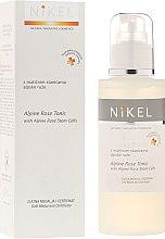 Parfémy, Parfumerie, kosmetika Tonikum s kmenovými buňkami z alpské růže - Nikel Alpine Rose Tonic