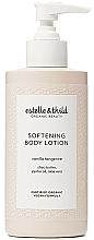 Parfémy, Parfumerie, kosmetika Tělový lotion - Estelle & Thild Vanilla Tangerine Softening Body Lotion