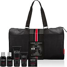 Parfémy, Parfumerie, kosmetika Sada - Baylis & Harding Signature Men's Black Pepper & Ginseng Weekend Bag(shawer/gel/200ml+soap/150g+hair/body/wash/100ml+b/lot/100ml+a/sh/balm/50ml+acc)