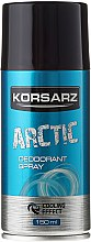 Parfémy, Parfumerie, kosmetika Deodorant - Pharma CF Korsarz Arctic Deodorant