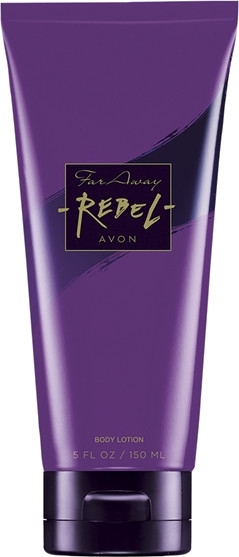 Avon Far Away Rebel - Tělové mléko