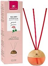 Parfémy, Parfumerie, kosmetika Aroma difuzér ve tvaru koule Geranium - Cristalinas Mikado Reed Diffuser