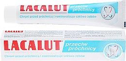 Parfémy, Parfumerie, kosmetika Zubní pasta proti zubnímu kazu - Lacalut
