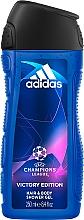 Parfémy, Parfumerie, kosmetika Adidas UEFA Champions League Victory Edition - Sprchový gel šampon