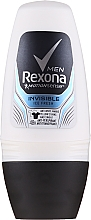 "Parfémy, Parfumerie, kosmetika Kuličkový deodorant ""Invisible Ice"" - Rexona Deodorant Roll"