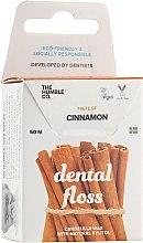 Parfémy, Parfumerie, kosmetika Zubní nit-floss Skoříce - The Humble Co. Dental Floss Cinnamon