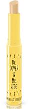 Parfémy, Parfumerie, kosmetika Korektor - Virtual Dr. Cover & Mr. Hide Camouflage Concealer