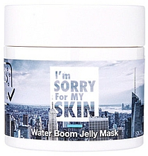 Parfémy, Parfumerie, kosmetika Noční maska-želé - Ultru I'm Sorry For My Skin Water Boom Jelly Mask